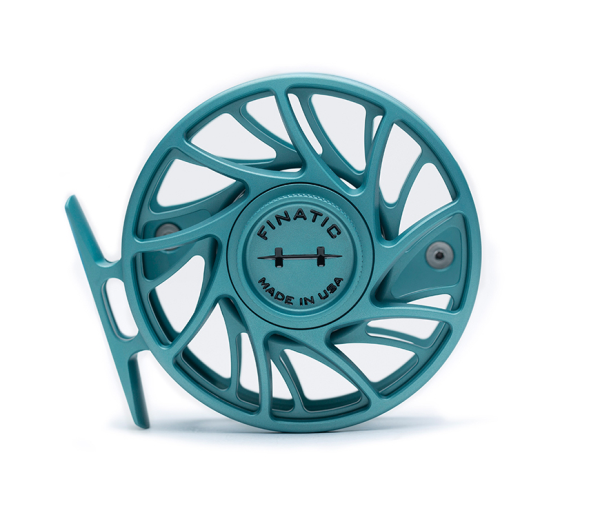 Hatch Custom Shop Kelp Fly Reel